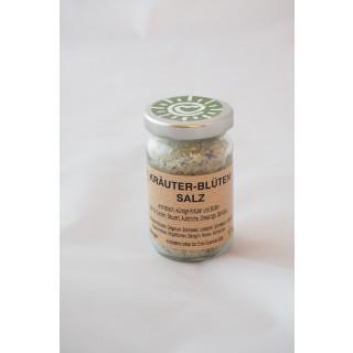 Kräuterblüten Salz 90g