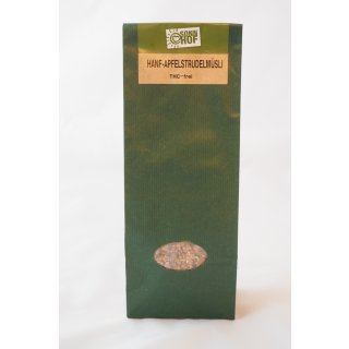 Hanf Apfelstrudelmüsli 400 Gramm