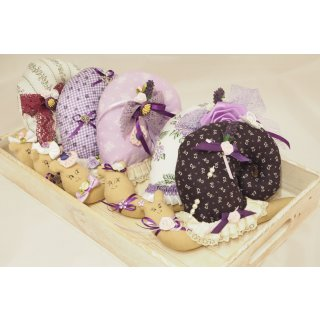 Lavendelschnecken diverse Designs