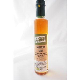 Bio Sanddorn Sirup 250 ml