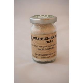 Orangen Ingwer Zucker 90 g